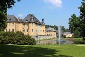 Schloss Dyck  © Wandernder Weltreisender